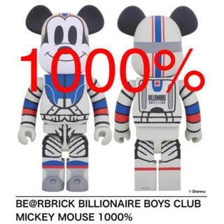 MEDICOM TOY - BILLIONAIRE BOYS CLUB MICKEY1000%ベアブリック