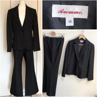 ベルメゾン - avemme スーツ 13号 美品