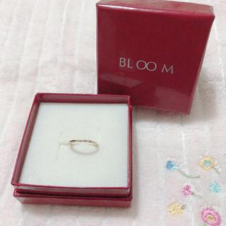 BLOOM - bloom ピンキーリング フルデザイン キラキラ