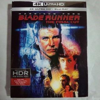 ブレードランナー ファイナル・カット 4K UHD BD 日本語収録アリ(外国映画)