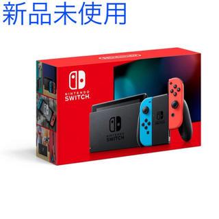 Nintendo Switch 新型 本体 保証約1年有 新品 未使用