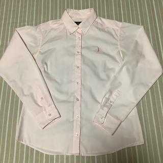 イーストボーイ(EASTBOY)のシャツ ブラウス 11号 ピッンク EASTBOY (シャツ/ブラウス(長袖/七分))