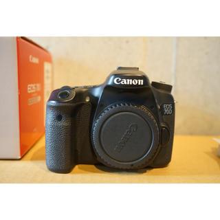 Canon - 【11/17まで】CANON EOS 70D 本体 (箱付属品有り)