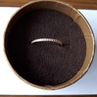 オレフィーチェ ダイヤ ハーフエタニティリング(リング(指輪))