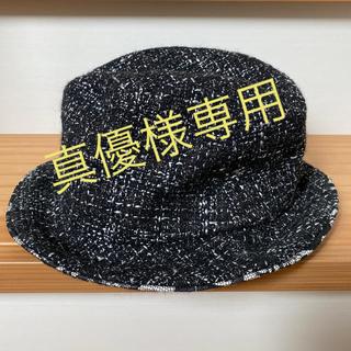 アナスイ(ANNA SUI)のANNA SUI 帽子 サイズM~S 値下げしました。(ハット)