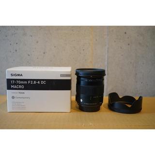 Canon - SIGMA 17-70mm F2.8-4 DC MACRO OS HSM