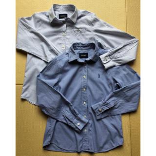 イーストボーイ(EASTBOY)のシャツ②枚セット(シャツ/ブラウス(長袖/七分))
