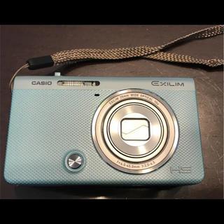 CASIO - カシオデジタルカメラ EX-ZR60 自撮り機能 +8GB SDカード