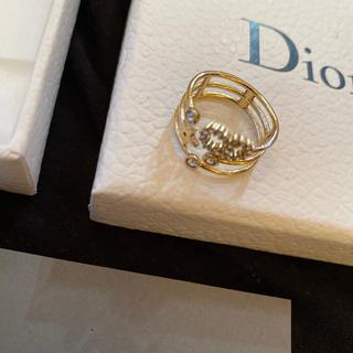 Christian Dior - diorリング
