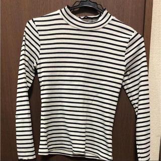 grove - ボーダーシャツ