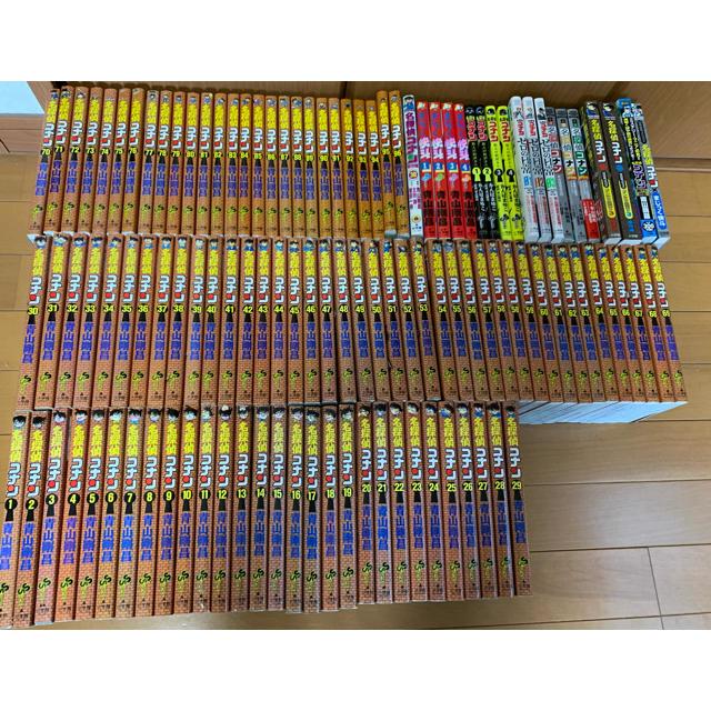 小学館(ショウガクカン)の名探偵コナン全巻+19冊 エンタメ/ホビーの漫画(全巻セット)の商品写真