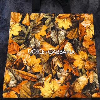 ドルチェアンドガッバーナ(DOLCE&GABBANA)の超レア!今期秋冬!!新作!!(トートバッグ)
