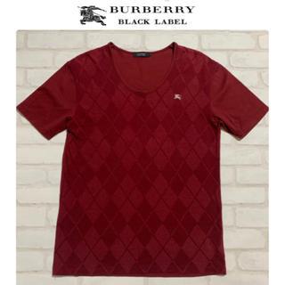 BURBERRY BLACK LABEL - 【お値下げ❗️】バーバリー ブラックレーベル/Tシャツ カットソー