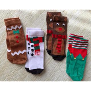 ネクスト(NEXT)のネクストベビー、靴下、クリスマス(靴下/タイツ)