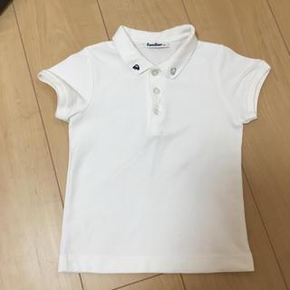 familiar - ファミリア ポロシャツ♡