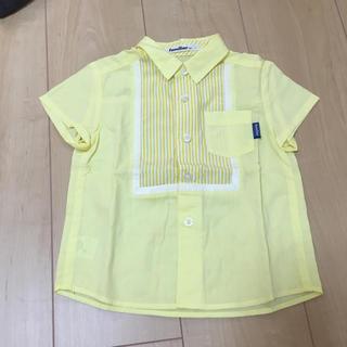 familiar - ファミリア 半袖シャツ♡