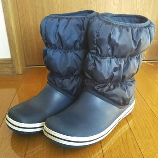 crocs - クロックス ウィンターパフ ブーツ