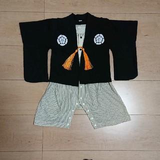 お宮参り ロンパース 60(セレモニードレス/スーツ)