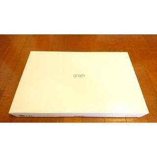 エルジーエレクトロニクス(LG Electronics)の新品 LG gram 軽量ノートPC 13Z990-GA5CJ(ノートPC)