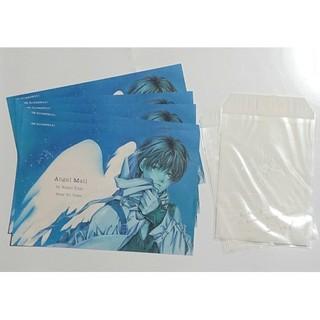 ハクセンシャ(白泉社)の天使禁猟区 由貴香織里 花とゆめ 付録 レターセット 1996年 当時もの *(その他)