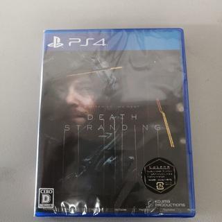 PlayStation4 - 新品 未開封 特典付き デスストランディング