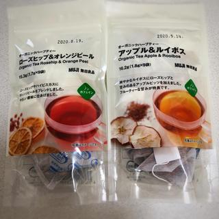 ムジルシリョウヒン(MUJI (無印良品))の新品 無印 オーガニックハーブティーセット(茶)