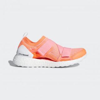 アディダスバイステラマッカートニー(adidas by Stella McCartney)のウルトラブースト  オレンジ(スニーカー)