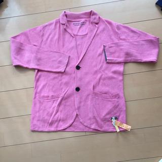 バーバリーブラックレーベル(BURBERRY BLACK LABEL)のBurberry ピンク ジャケット(その他)