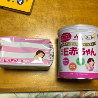 モリナガニュウギョウ(森永乳業)の粉ミルク E赤ちゃん(その他)