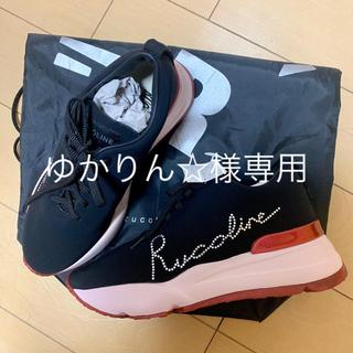 ゆかりん☆様ご専用 RUCO LINE ルコライン スニーカー  38(スニーカー)