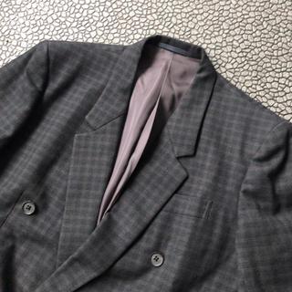 Yohji Yamamoto - Y's   Double breasted wool jacket