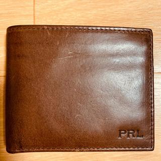 ラルフローレン(Ralph Lauren)のRalph Lauren レザー財布(折り財布)