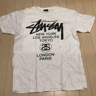 ステューシー(STUSSY)のstussy ステューシー Tシャツ Sサイズ(Tシャツ/カットソー(半袖/袖なし))