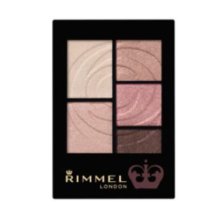 リンメル(RIMMEL)の値下げ リンメル RIMMEL ラテアイズ 002 アイシャドウ 艶 廃盤(アイシャドウ)