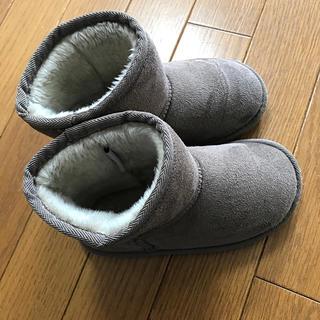 プティマイン(petit main)のpetit main キッズブーツ(ブーツ)