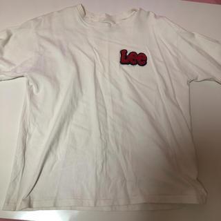 リー(Lee)のlee  tシャツ(Tシャツ(半袖/袖なし))