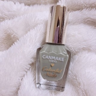 CANMAKE - CANMAKE キャンメイク マニキュア ネイル N26 ミントグリーン