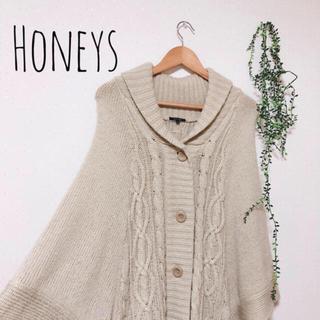 HONEYS - Honeys ポンチョコート