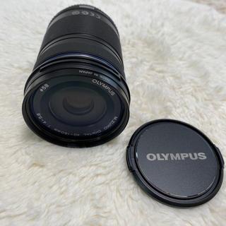 オリンパス(OLYMPUS)のオリンパス ミラーレス望遠レンズ(レンズ(ズーム))