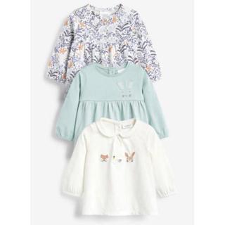 NEXT - 即日発送❣️ネクスト 長袖Tシャツセット 80