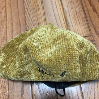 アニエスベー(agnes b.)のアニエスベー ベレー帽(帽子)