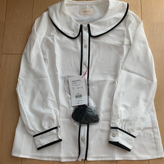 レピピアルマリオ(repipi armario)のrepipi armario 卒服 ブラウス XS 140 150(ドレス/フォーマル)
