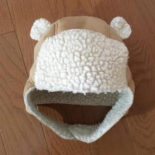babyGAP - ギャップ  ベビー フェイクムートン 帽子