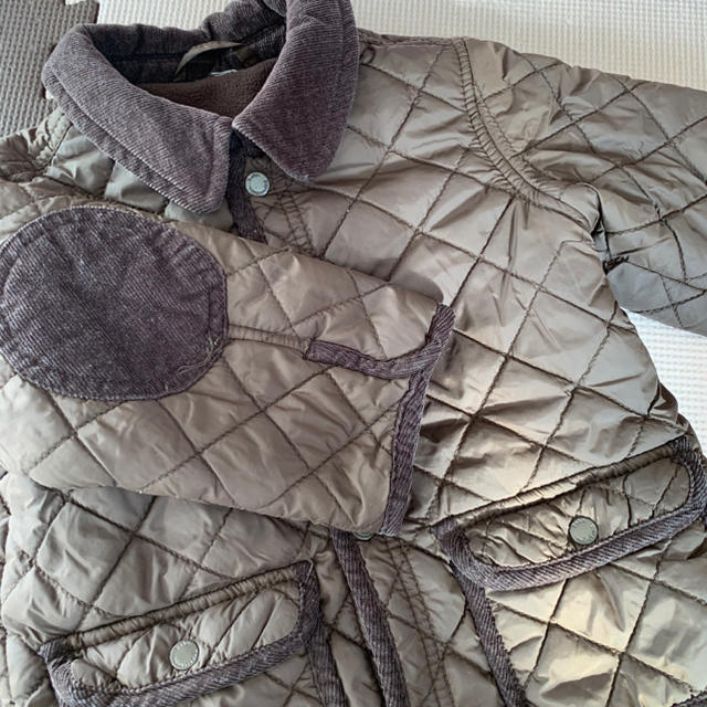 H&M(エイチアンドエム)のH&M エイチアンドエム ジャケットコート 男の子 女の子 100 キッズ/ベビー/マタニティのキッズ服 男の子用(90cm~)(ジャケット/上着)の商品写真