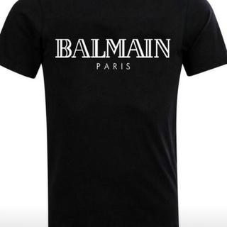 バルマン(BALMAIN)のバルマン ロゴ Tシャツ Mサイズ(Tシャツ/カットソー(半袖/袖なし))