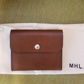 マーガレットハウエル(MARGARET HOWELL)のcoohbear様専用 美品 MHL. 財布(財布)