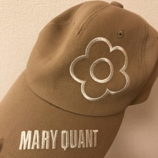 MARY QUANT - マリークワント キャップ