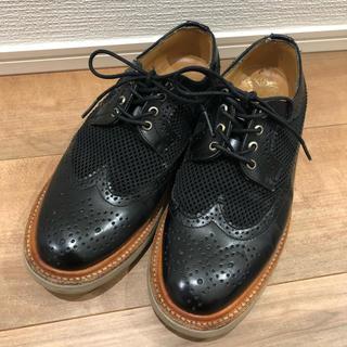 ドゥーズィエムクラス(DEUXIEME CLASSE)のCAMINANDO Deuxieme Classe ウィングチップ 36(ローファー/革靴)