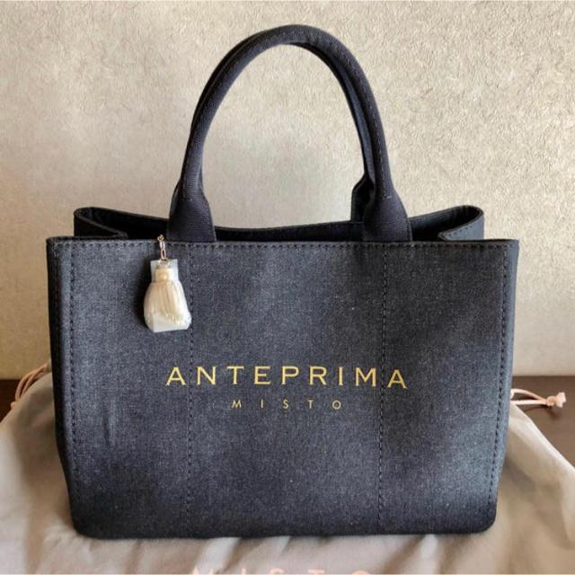 ANTEPRIMA(アンテプリマ)のアンテプリマ ミスト ロゴデニムII トートバッグ レディースのバッグ(トートバッグ)の商品写真