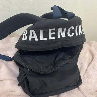 バレンシアガバッグ(BALENCIAGA BAG)のBALENCIAGAのリュック(リュック/バックパック)
